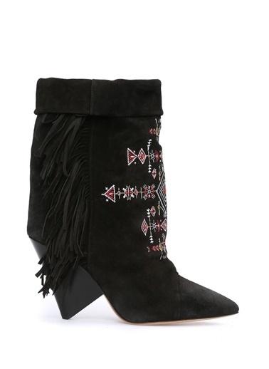 Etoile İsabel Marant Çizme Siyah